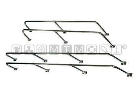 STAINLESS STEEL FAST 3 HAND RAILS